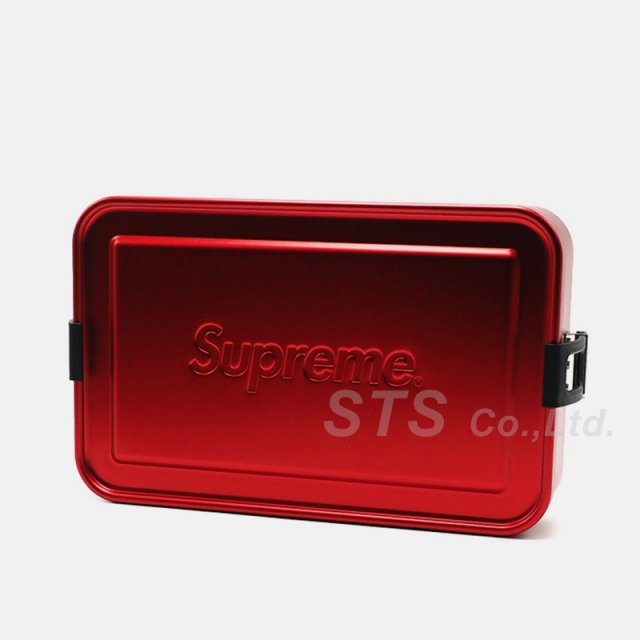 Supreme/SIGG Large Metal Box Plus