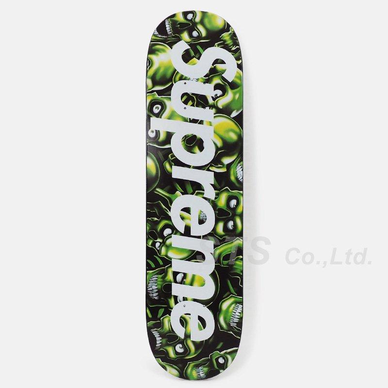 Supreme - Skull Pile Skateboard