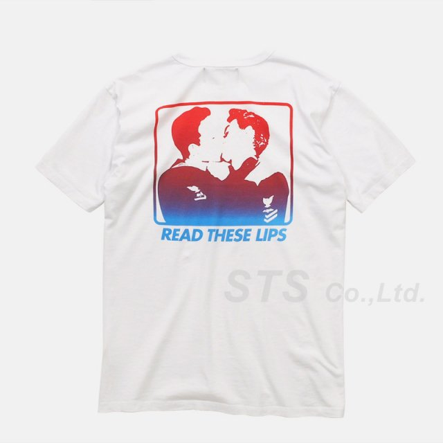 Bianca Chandon - Read These Lips T-Shirt