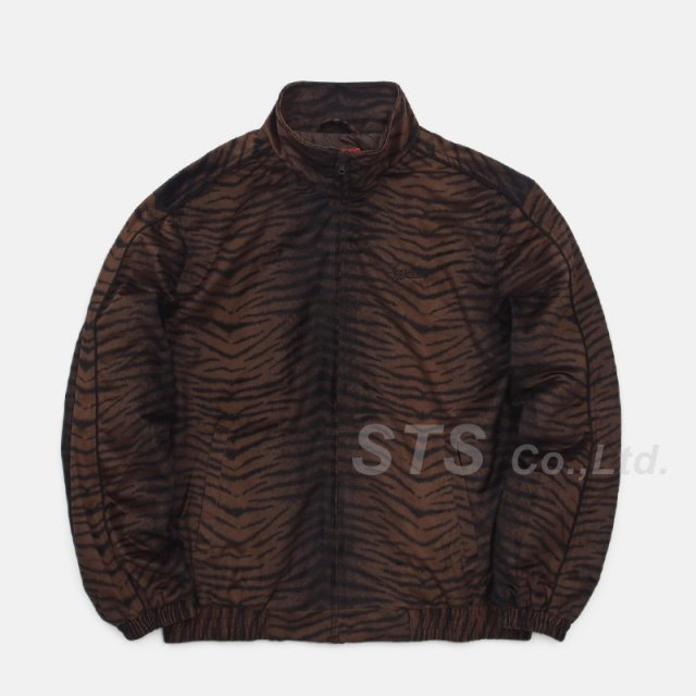 Supreme - Tiger Stripe Track Jacket