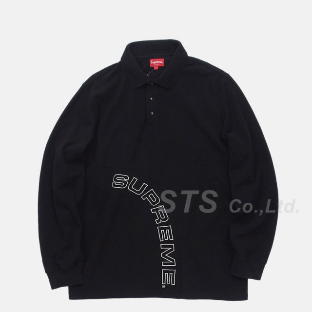 Supreme - Corner Arc L/S Polo