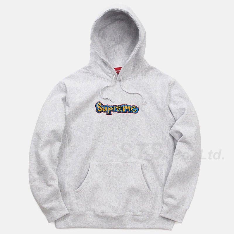 Supreme - Gonz Logo Hooded Sweatshirt