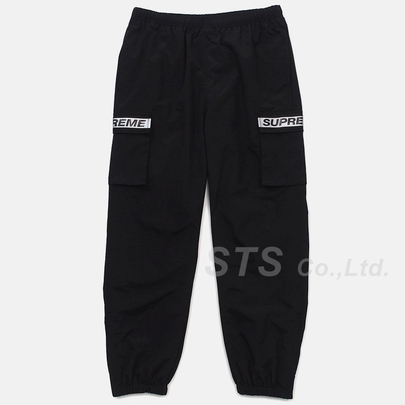 Supreme - Reflective Taping Cargo Pant