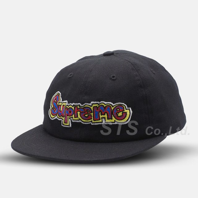 Supreme - Gonz Logo 6-Panel