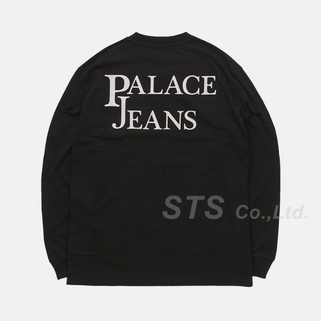 Palace Skateboards - Pj'S Pocket Longsleeve