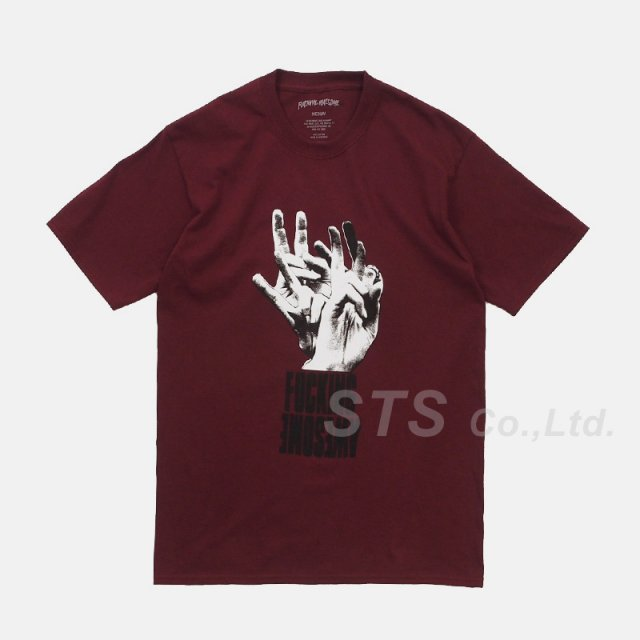 Fucking Awesome - Fingers Tee