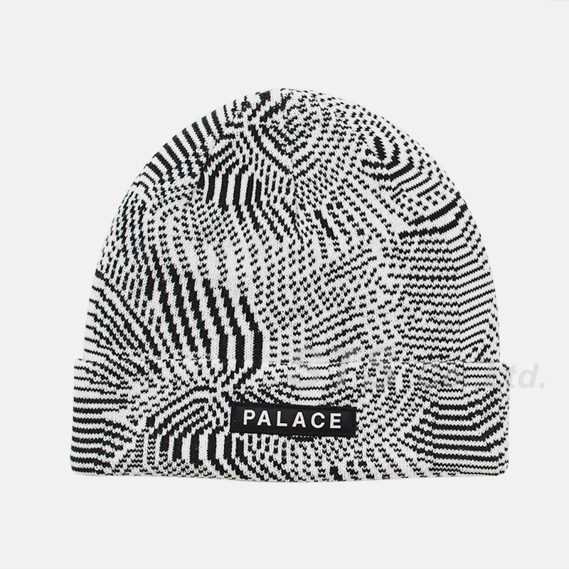 Palace Skateboards - Swirly Wurly Beanie