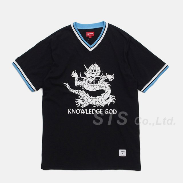 Supreme - Knowledge God Practice Jersey