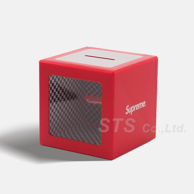 Supreme - Illusion Coin Bank