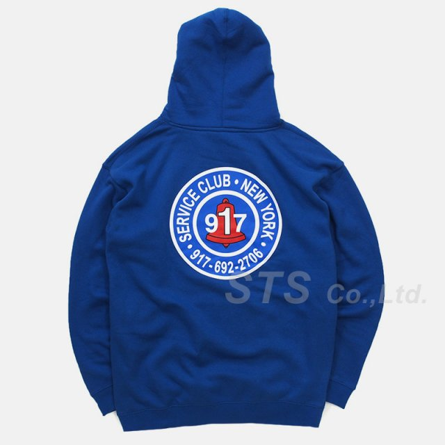 Nine One Seven - Club Pullover Hood