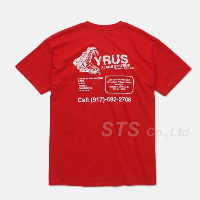 Nine One Seven - Cyrus Alarm Systems T-Shirt