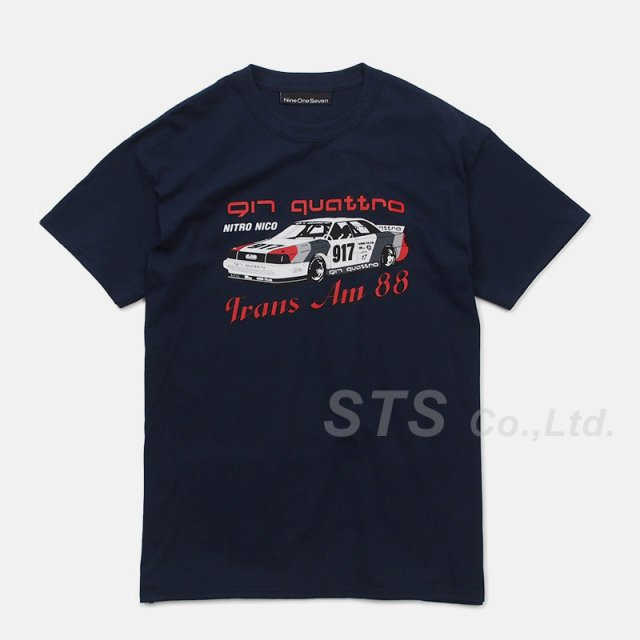 Nine One Seven - Nico Quattro T-Shirt