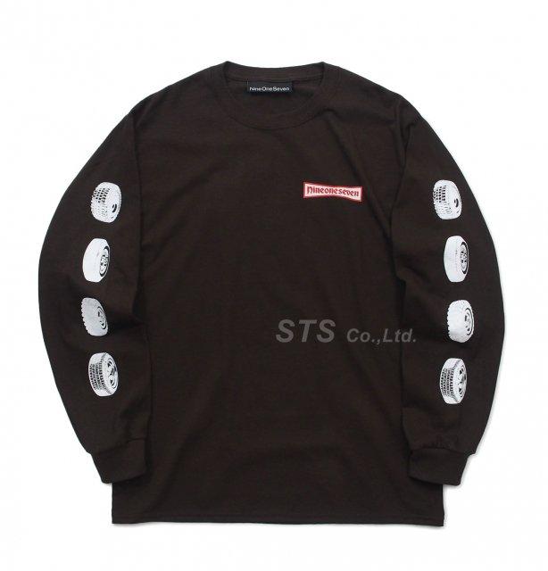 Nine One Seven - 91 Stone Longsleeve T-Shirt