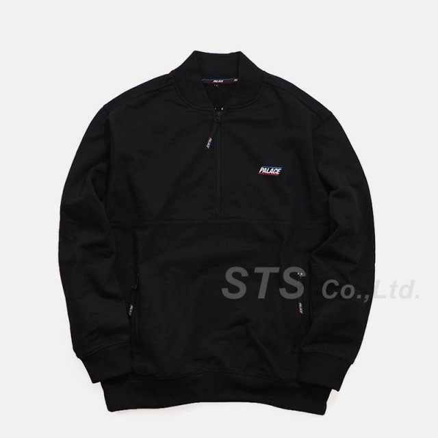 【SALE】Palace Skateboards - Half Zip Bomber