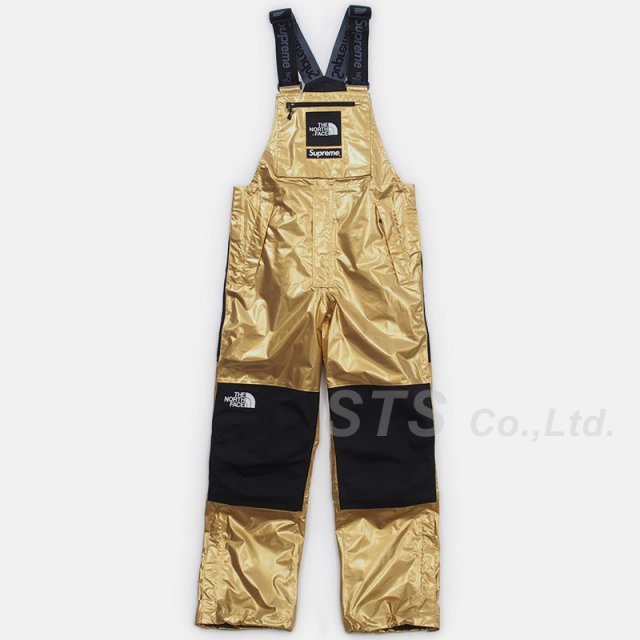 Supreme/The North Face Metallic Mountain Bib Pants