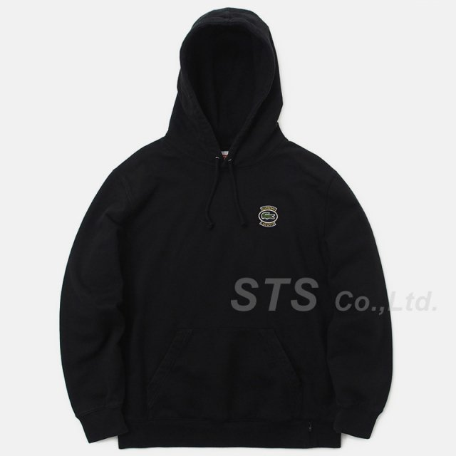 Supreme/LACOSTE Hooded Sweatshirt