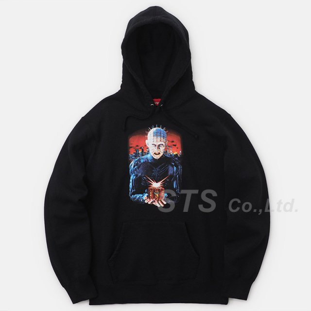 Supreme/Hellraiser Hell on Earth Hooded Sweatshirt