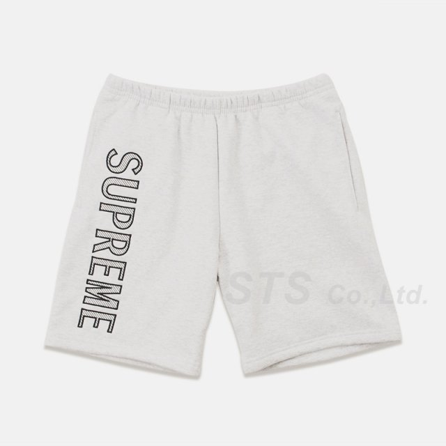 Supreme - Leg Embroidery Sweatshort