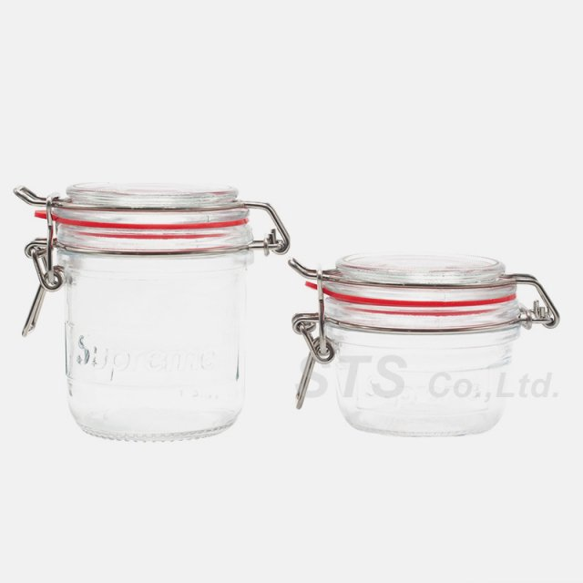 Supreme - Jar Set (Set of 2)