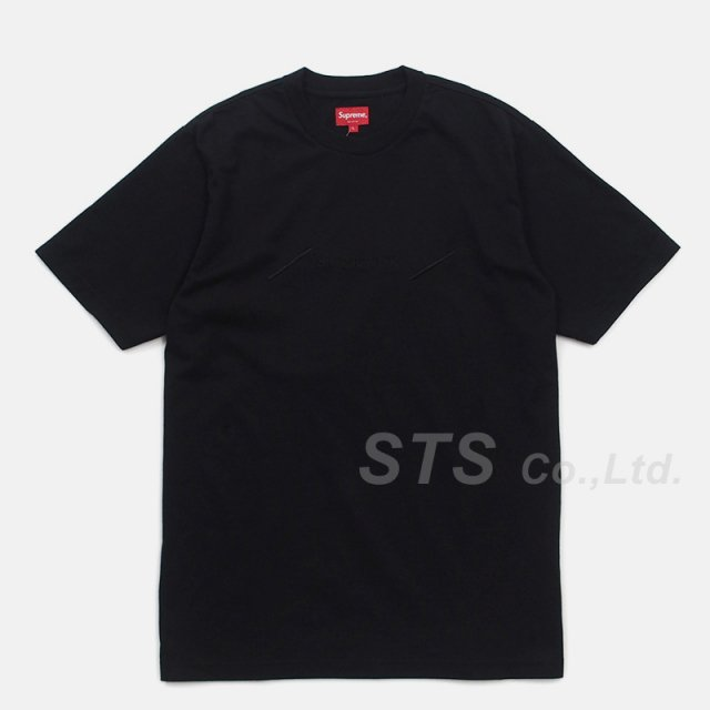 Supreme - Tonal Embroidery Top
