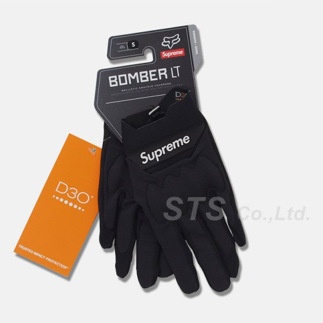 【SALE】Supreme - Fox Racing Bomber LT Gloves