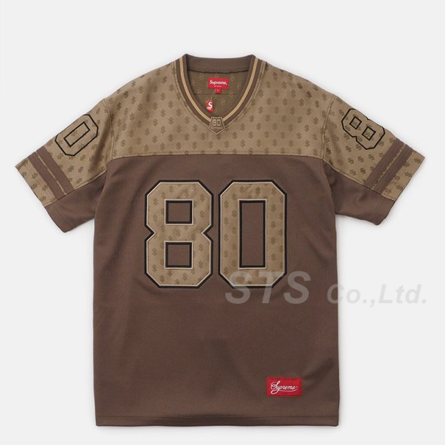 Supreme - Monogram Football Jersey