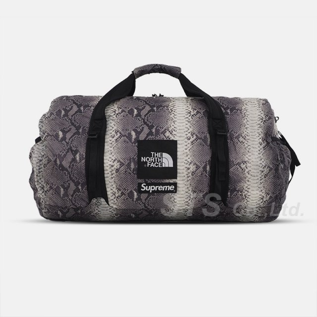Supreme/The North Face Snakeskin Flyweight Duffle Bag