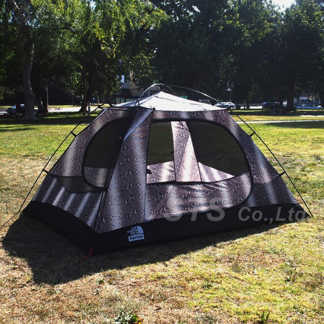 【SALE】Supreme/The North Face Snakeskin Taped Seam Stormbreak 3 Tent
