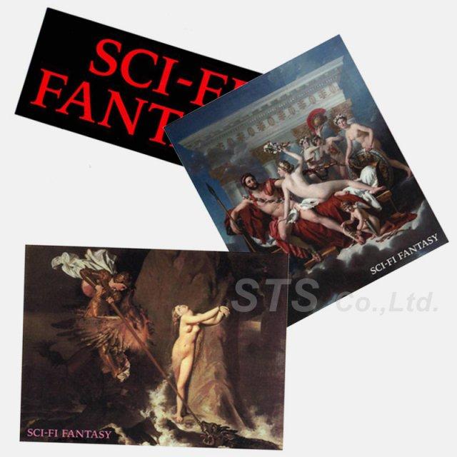 SCI-FI FANTASY - Sticker Set