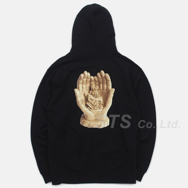 Fucking Awesome - Statue Hands Hoodie