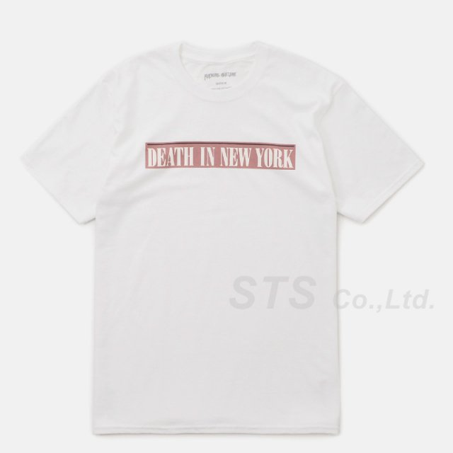 Fucking Awesome - Death in New York Tee