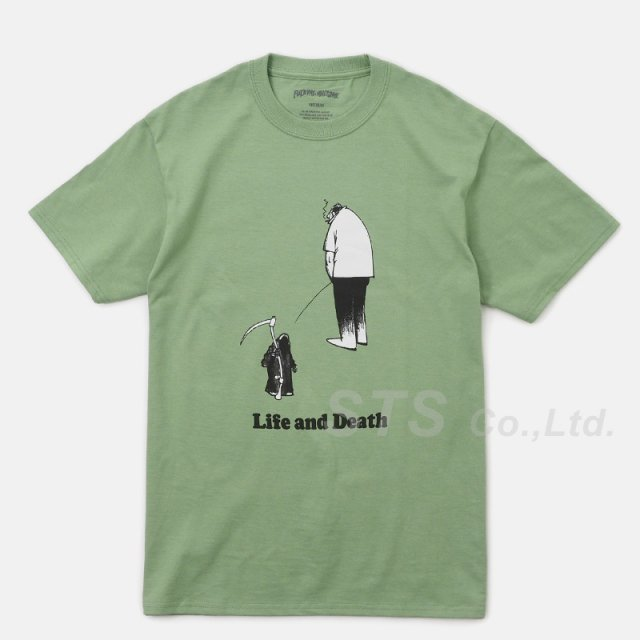 Fucking Awesome - Life and Death Tee