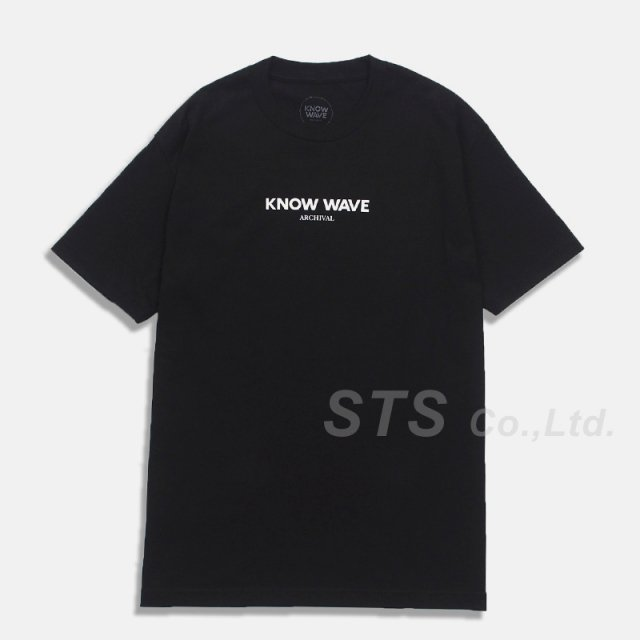 Know Wave - Archival Tee