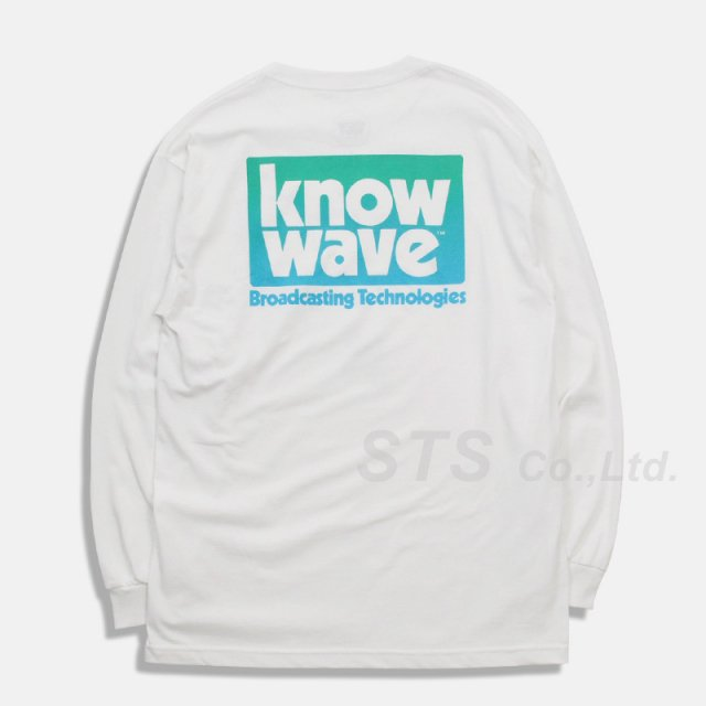 Know Wave - Broadcast L/S Tee