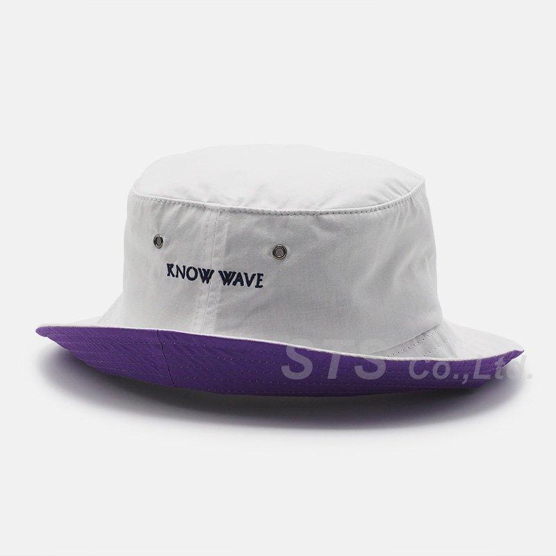 c0bba804e04 Know Wave - Imprint Two-tone Bucket Hat - UG.SHAFT