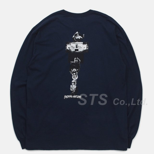 Fucking Awesome - Mary's L/S Tee