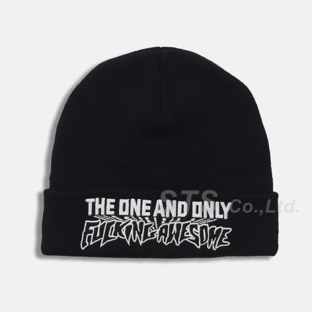 Fucking Awesome - One And Only Beanie