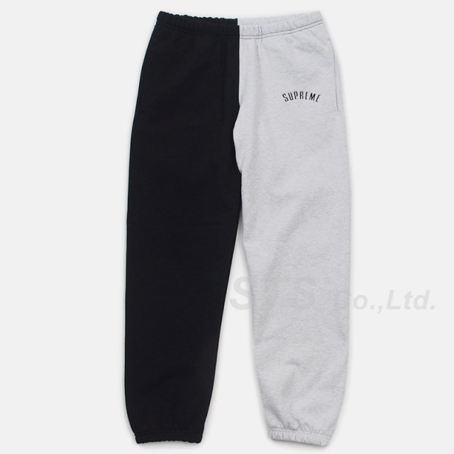 Supreme - Split Sweatpant
