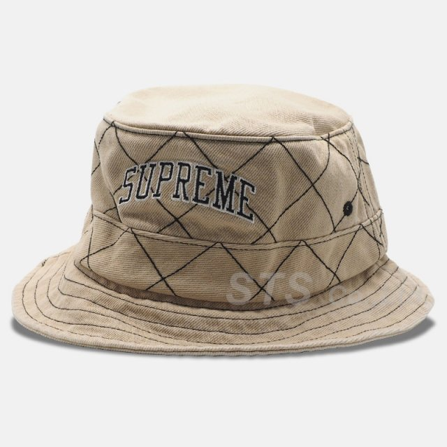 Supreme - Diamond Stitch Crusher