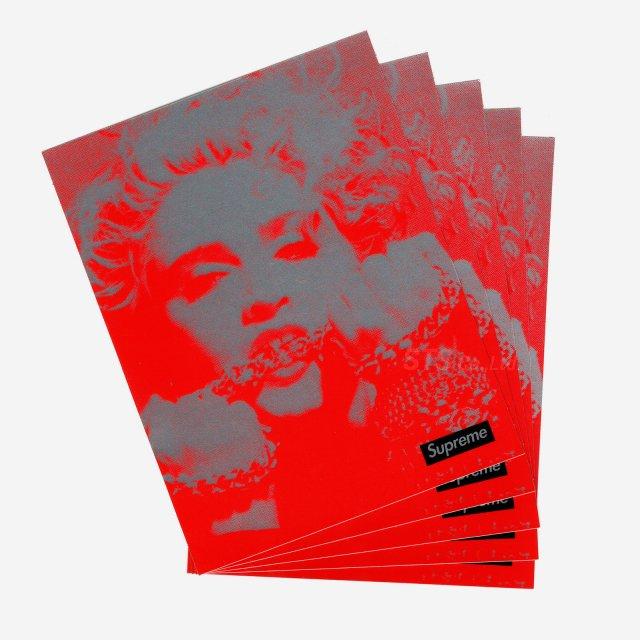 Supreme - Madonna Sticker
