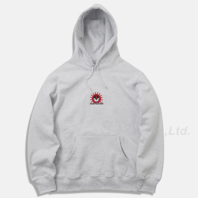Supreme - Vampire Hooded Sweatshirt