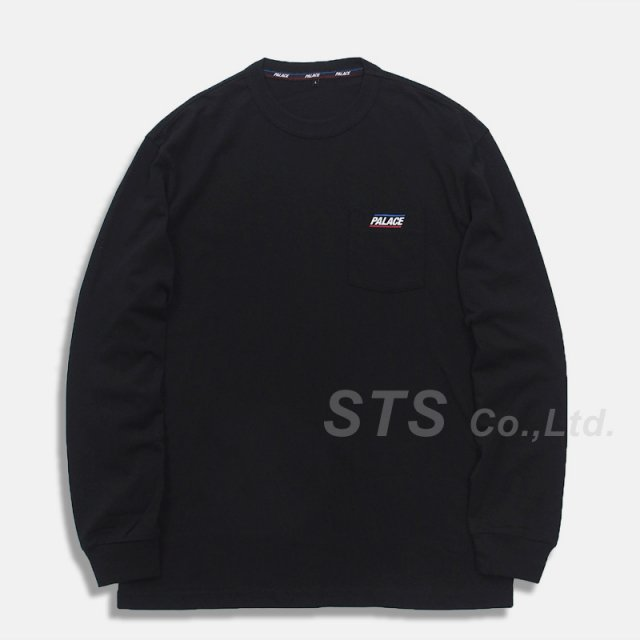 Palace Skateboards - Basically A Pocket Longsleeve