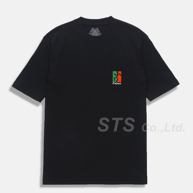 Palace Skateboards - P(iss) Head T-Shirt