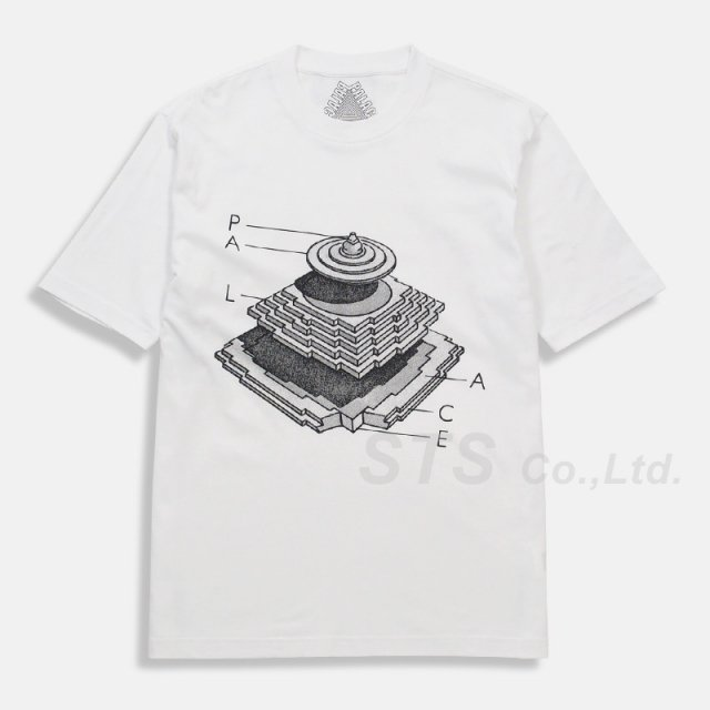 Palace Skateboards - Pyramidal T-Shirt