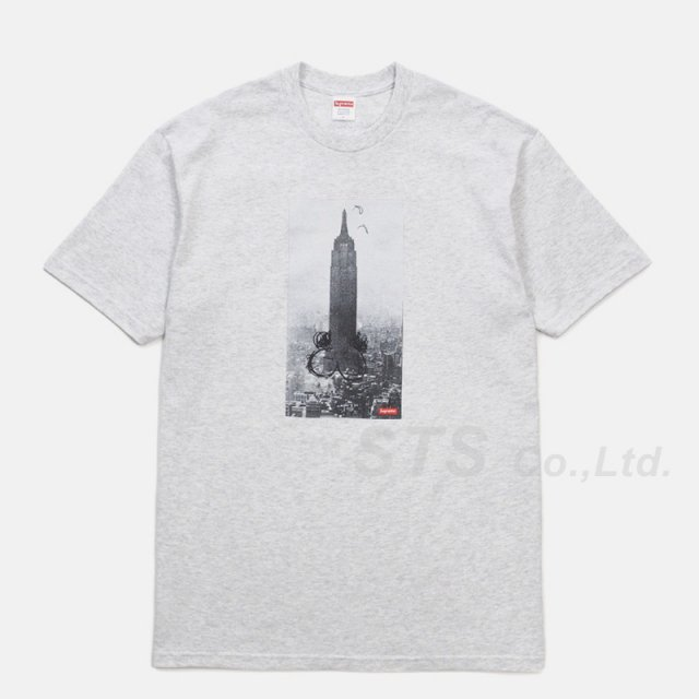Mike Kelley/Supreme The Empire State Building Tee