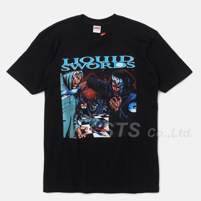 Supreme - Liquid Swords Tee