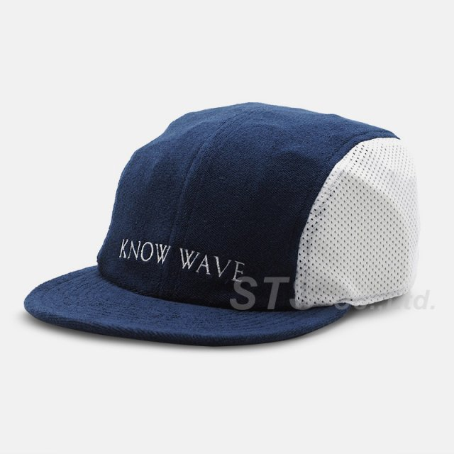 Know Wave - Short Brim Terry Hat