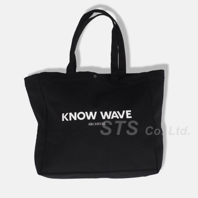 Know Wave - Snap Tote