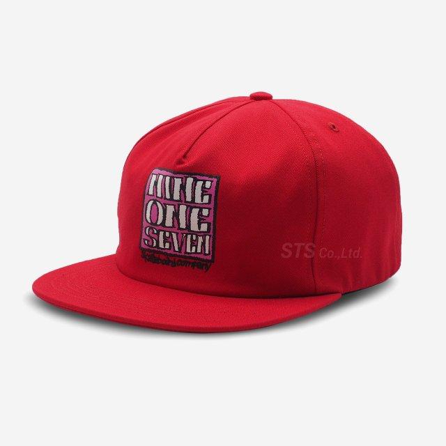 Nine One Seven - Ed Hat