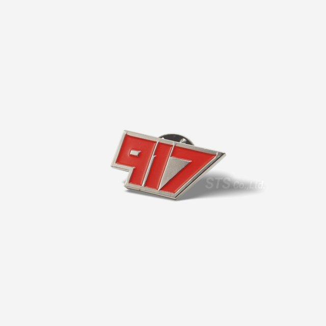 Nine One Seven - Jody Pin